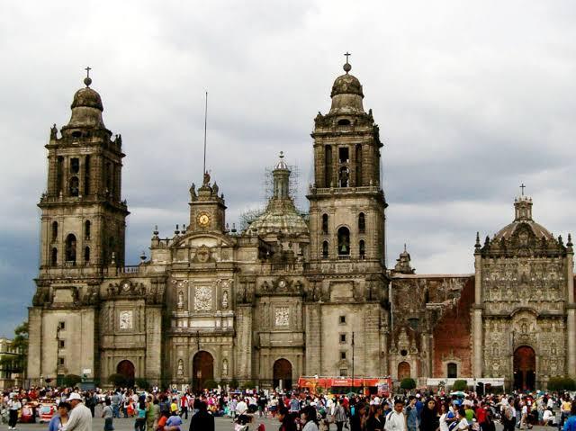 "Resultado de imagen de catedral metropolitana cdmx"""