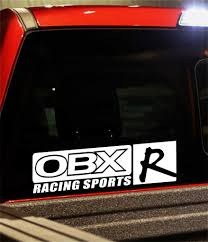 Obx Racing Decal North 49 Decals