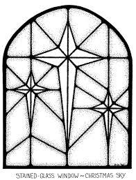 stained glass windows ks2