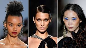 makeup inspiration from the runways