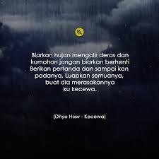 dhyo haw kecewa quote album on ur