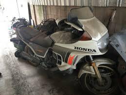 garage find turbo 1982 honda cx500