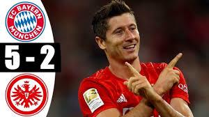Бавария - Айнтрахт Франкфурт Видео голов и обзор матча