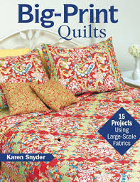large scale fabrics by karen snyder