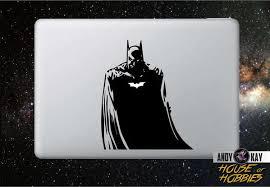 Dark Knight Complex Batman Vinyl Decal For Mac Azvinylworks