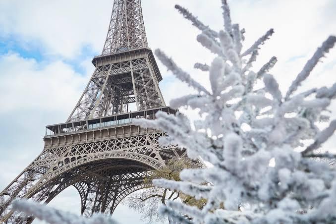 """Hasil gambar untuk 3. Prancis snow"""""""