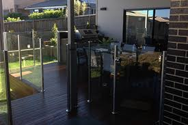 Semi Frameless Pool Glass Fencing Sydney Pool Glass Fencing Solutions