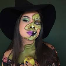 witch makeup ideas for