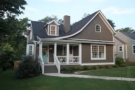 paint color taupe exterior craftsman