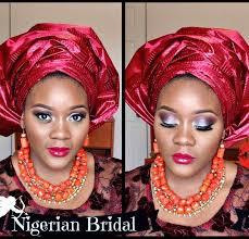 makeup tutorials for nigerian weddings