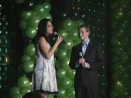 "Adam Wylie and Jenna Leigh Green - ""Suddenly Seymour"" - YouTube"