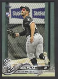 Topps Update 2018-Base US192 Daniel Palka-Chicago White Sox   eBay