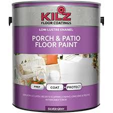 Kilz Exterior Siding Fence And Barn Paint White 1 Gallon Spray Paints Amazon Com