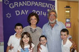 Students Celebrate Grandparents - Longmeadow News