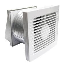 manrose 150mm bathroom wall exhaust fan