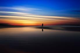 ocean sunset beach sunrise dawn dusk