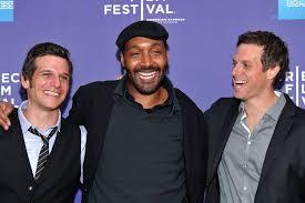 """Mark Kassen, Jesse Martin, Adam Kassen - Jesse Martin and Adam Kassen  Photos - Premiere Of """"Puncture"""" At The 2011 Tribeca Film Festival - Zimbio"""