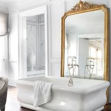 bunny williams bathroom mirror design ideas
