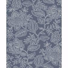 larkin blue fl wallpaper