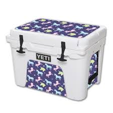 Skin For Yeti 35 Qt Cooler Unicorn Dream Mightyskins Protective Durable And Unique Vinyl Decal Wrap Cover Easy To Apply Remove And Change Styles Made In The Usa Walmart Com Walmart Com