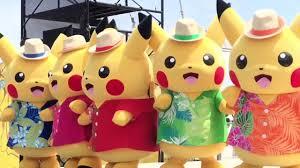 Pikachu Dance Song - Nhạc thiếu nhi Pikachu vui nhộn cho bé ăn ...