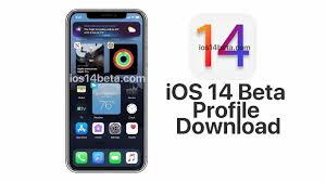 iOS 14 Beta Profile Download - iOS 14 Beta Download