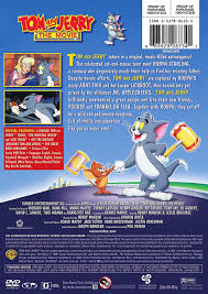 Amazon.com: Tom and Jerry: The Movie: Various, Various: Movies & TV