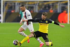 PSG vs Borussia Dortmund Champions League tie to be played behind ...