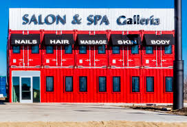 salon and spa suite al branches out