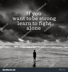 foto de stock sobre alone boy near beach inspirational quote