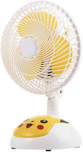 Amazon Com Wwy Cute Children Student Desktop Fan Oscillating Table Fan Air Circulator Small Room Fan Home Kitchen