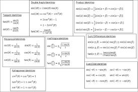 trigonometry calculator trig identities