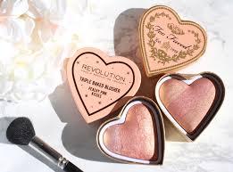 blush dupe too faced v makeup