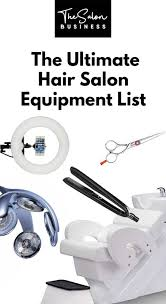 how to open a salon with or without
