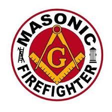 Masonic Firefighter Decal Car Sticker Bricks Masons