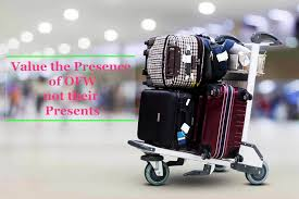 value the presence of the ofw not