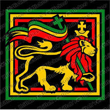 Rasta Lion Square Vinyl Decal Fits Car Windows Laptops And Any Smooth Surface K330 Rasta Lion Vinyl Decals Lion Of Judah