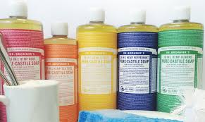 dr bronner s pure castile soap