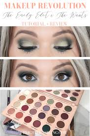 makeup revolution the emily edit the