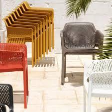 nardi outdoor furniture colourful