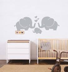 Anber Elephants Bubbles Wall Decal Vinyl Wall Sticker Wall Art Baby Nursery Wall Decor Kids And Nursery Nursery Wall Sticker