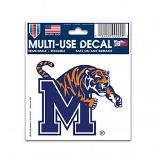 Decals Magnets Tiger Bookstore