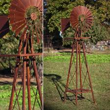 adding a garden windmill can make more