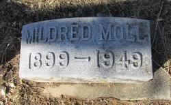 Mildred Adela Nelson Moll (1899-1949) - Find A Grave Memorial
