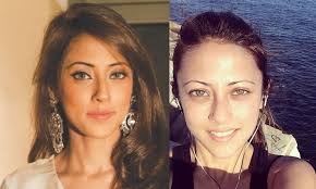lollywood actresses with without makeup