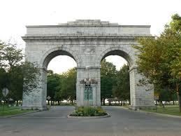 Perry Memorial Arch, Bridgeport – CT Monuments.net