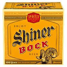 shiner bock beer 12 fl oz 12 pk craft
