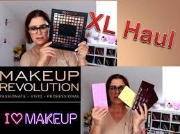 neu makeup revolution haul rossmann