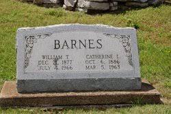 Catherine Ida Burdick Barnes (1886-1963) - Find A Grave Memorial