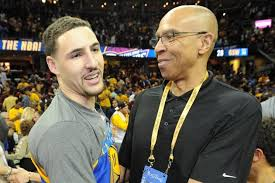 Mychal Thompson Watched WWE Raw Over Klay's Game 7 Heroics – CBS San  Francisco